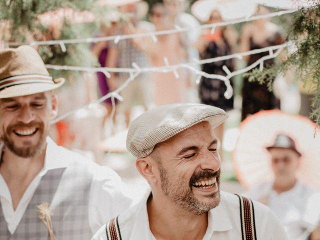 La boda de Antonio y Dani en Navaluenga, Ávila 32