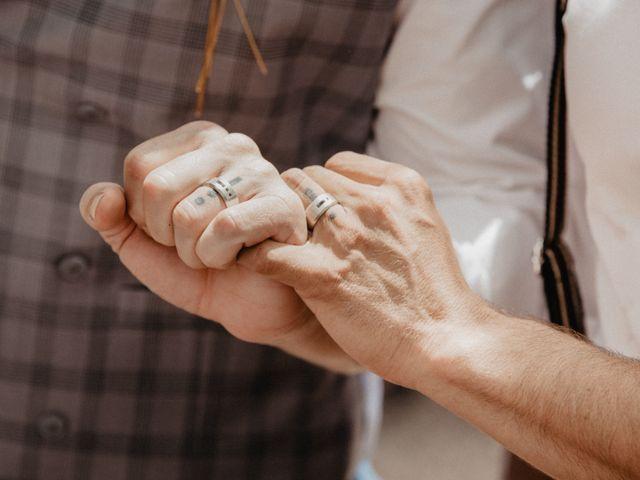 La boda de Antonio y Dani en Navaluenga, Ávila 33