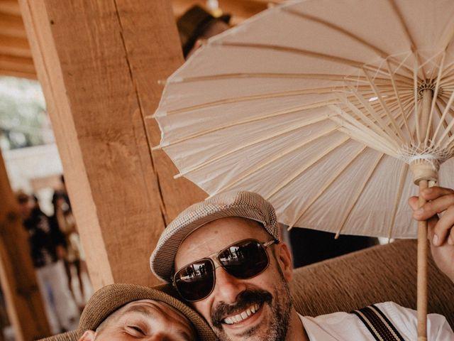 La boda de Antonio y Dani en Navaluenga, Ávila 39