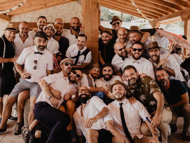 La boda de Antonio y Dani en Navaluenga, Ávila 40