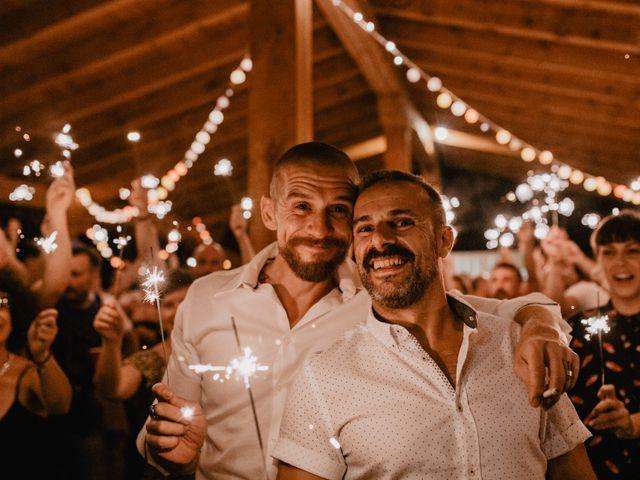 La boda de Antonio y Dani en Navaluenga, Ávila 50