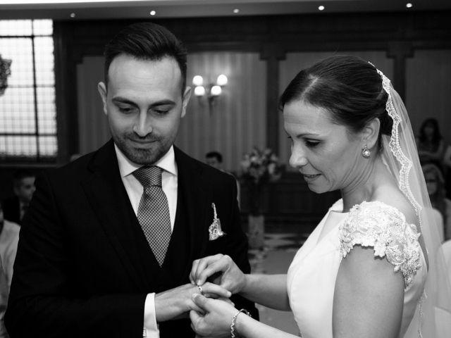 La boda de Alberto y Begoña en Plasencia, Cáceres 6