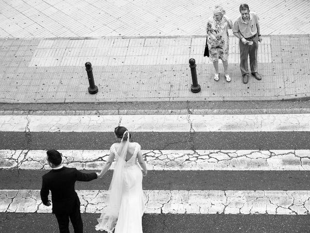 La boda de Alberto y Begoña en Plasencia, Cáceres 8