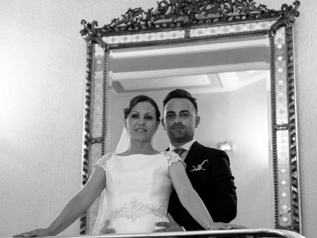 La boda de Alberto y Begoña en Plasencia, Cáceres 9