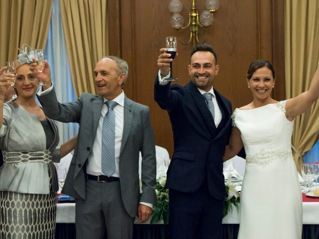 La boda de Alberto y Begoña en Plasencia, Cáceres 11