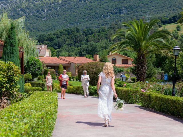 La boda de Thomas y Katia en Valle De Ruesga, Cantabria 8
