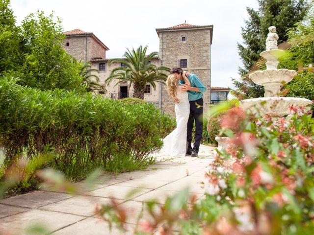 La boda de Thomas y Katia en Valle De Ruesga, Cantabria 12