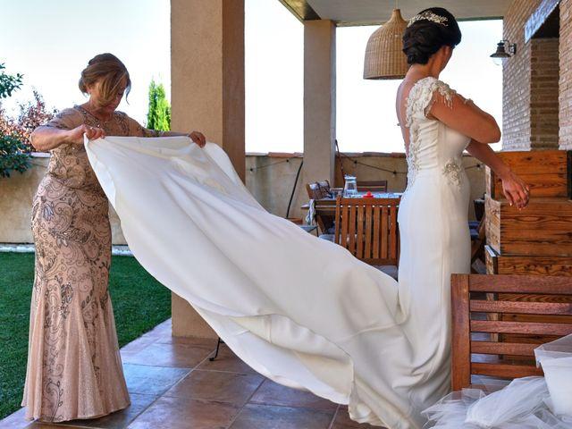La boda de Marcelo y Mónica en Cogolludo, Guadalajara 10