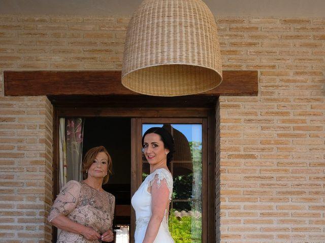 La boda de Marcelo y Mónica en Cogolludo, Guadalajara 12
