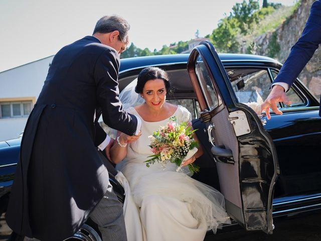 La boda de Marcelo y Mónica en Cogolludo, Guadalajara 16