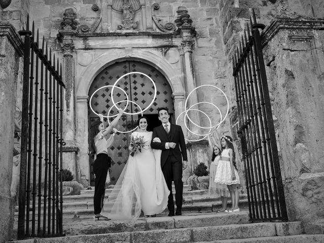 La boda de Marcelo y Mónica en Cogolludo, Guadalajara 20
