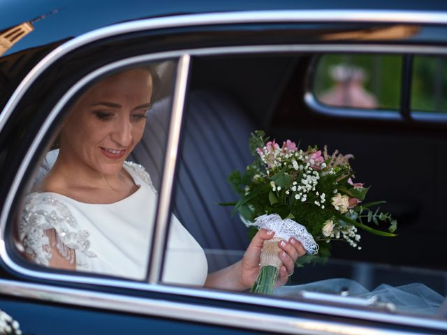 La boda de Marcelo y Mónica en Cogolludo, Guadalajara 23
