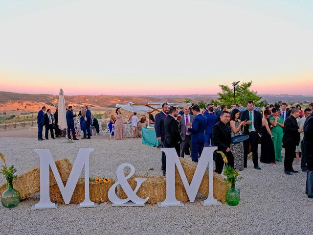 La boda de Marcelo y Mónica en Cogolludo, Guadalajara 28