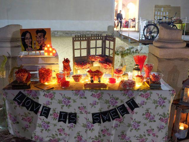 La boda de Marcelo y Mónica en Cogolludo, Guadalajara 35