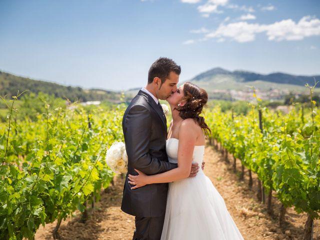 La boda de Carla y Sergi