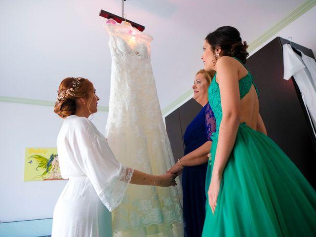 La boda de Javier y Patricia en Hinojosa Del Valle, Badajoz 25