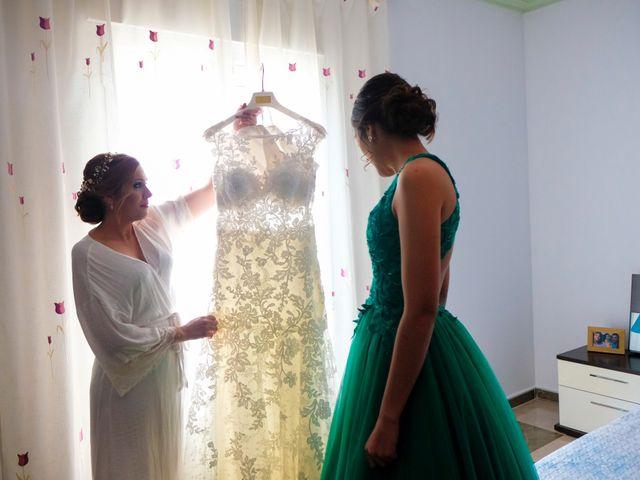 La boda de Javier y Patricia en Hinojosa Del Valle, Badajoz 26