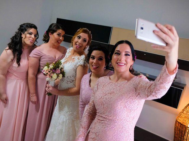 La boda de Javier y Patricia en Hinojosa Del Valle, Badajoz 30