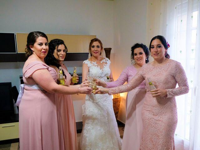 La boda de Javier y Patricia en Hinojosa Del Valle, Badajoz 32