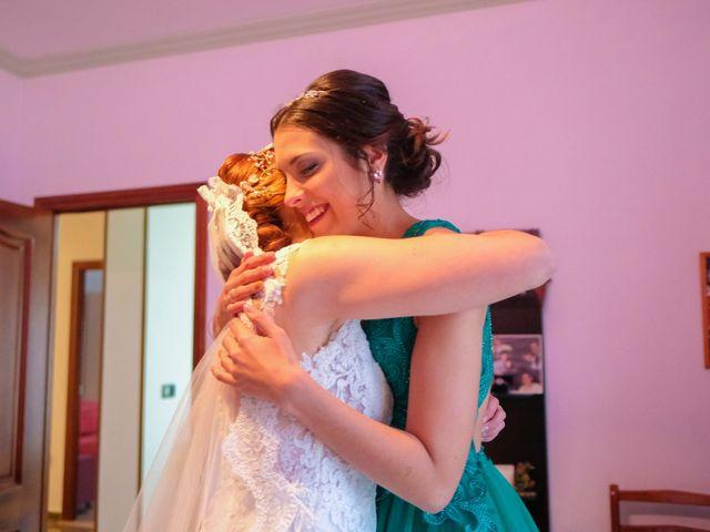 La boda de Javier y Patricia en Hinojosa Del Valle, Badajoz 35