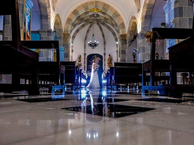 La boda de Javier y Patricia en Hinojosa Del Valle, Badajoz 48