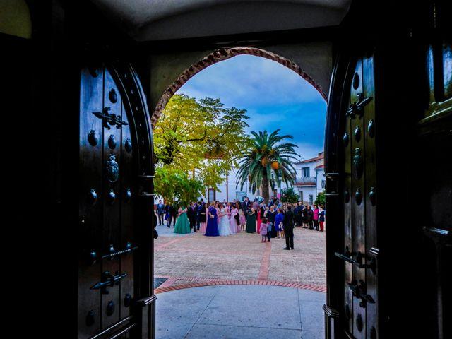 La boda de Javier y Patricia en Hinojosa Del Valle, Badajoz 50