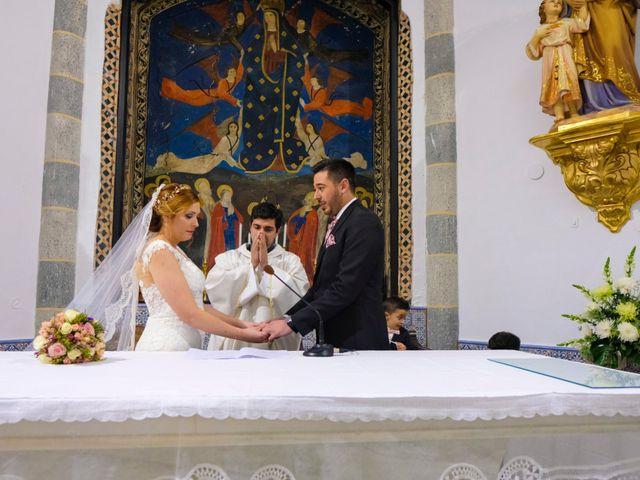 La boda de Javier y Patricia en Hinojosa Del Valle, Badajoz 52