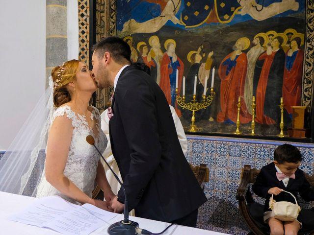 La boda de Javier y Patricia en Hinojosa Del Valle, Badajoz 53