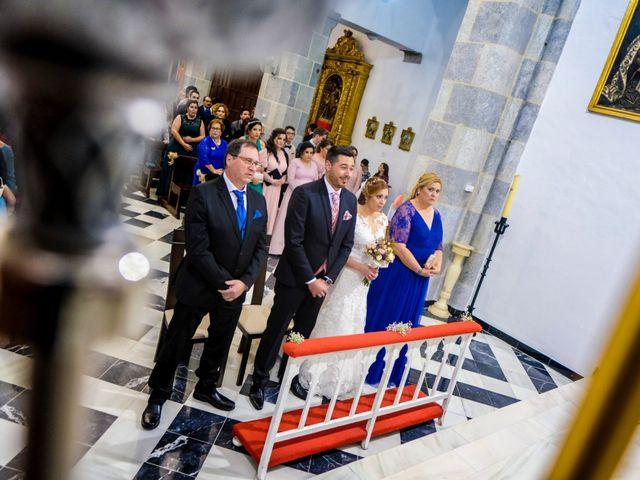La boda de Javier y Patricia en Hinojosa Del Valle, Badajoz 54