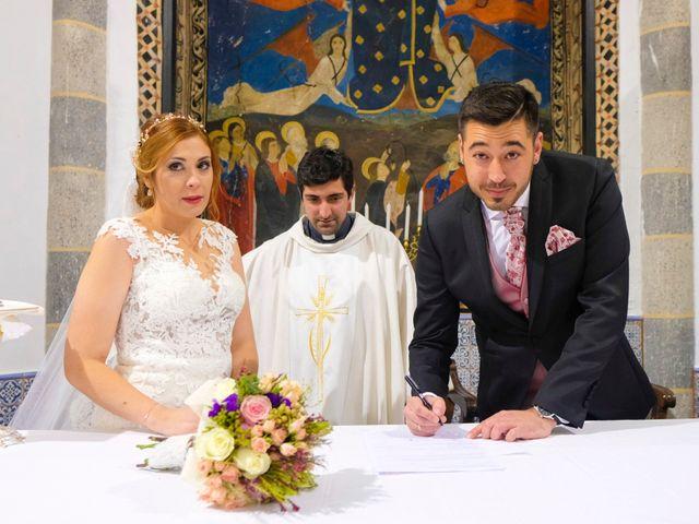 La boda de Javier y Patricia en Hinojosa Del Valle, Badajoz 56