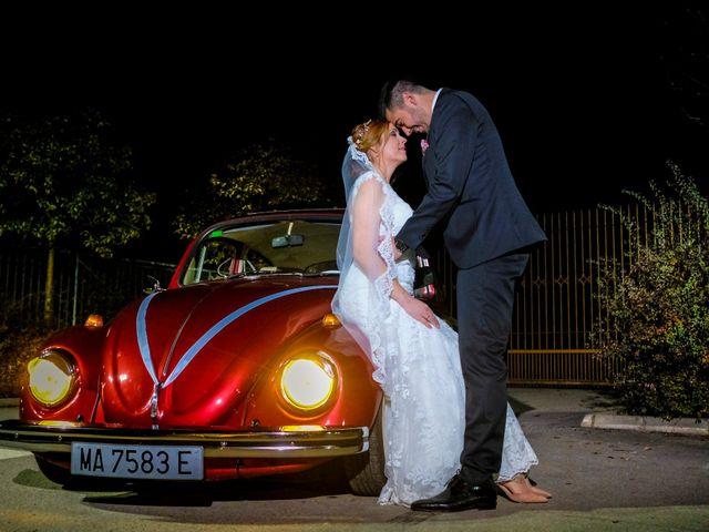 La boda de Javier y Patricia en Hinojosa Del Valle, Badajoz 59