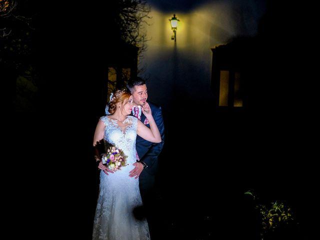 La boda de Javier y Patricia en Hinojosa Del Valle, Badajoz 63