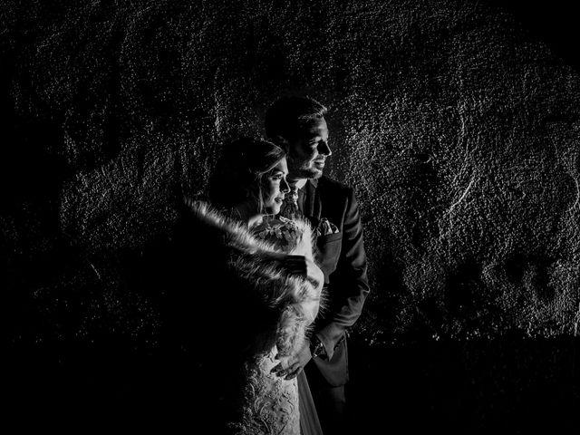La boda de Javier y Patricia en Hinojosa Del Valle, Badajoz 65