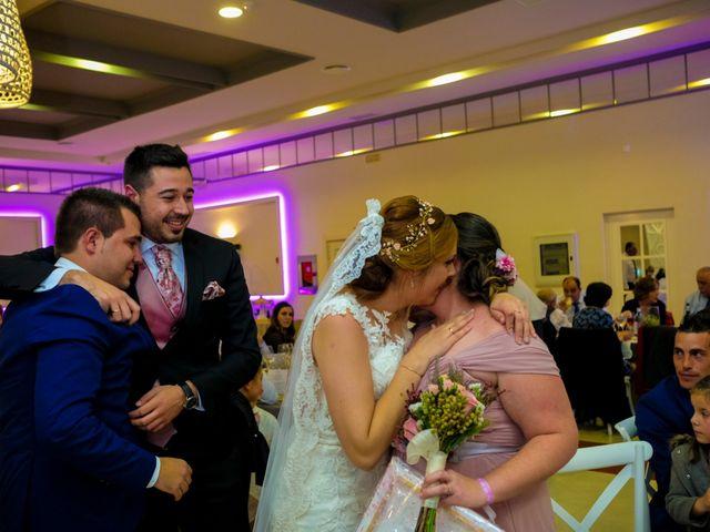 La boda de Javier y Patricia en Hinojosa Del Valle, Badajoz 70