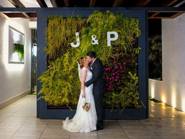 La boda de Javier y Patricia en Hinojosa Del Valle, Badajoz 75