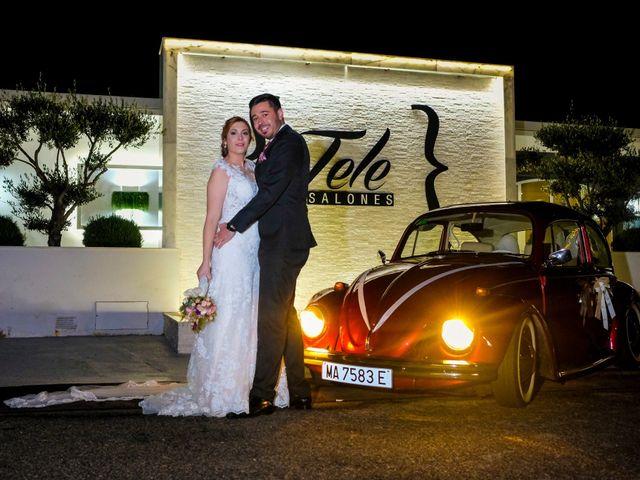 La boda de Javier y Patricia en Hinojosa Del Valle, Badajoz 76