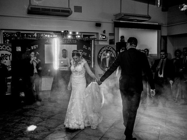 La boda de Javier y Patricia en Hinojosa Del Valle, Badajoz 81