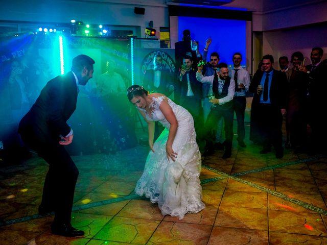 La boda de Javier y Patricia en Hinojosa Del Valle, Badajoz 82