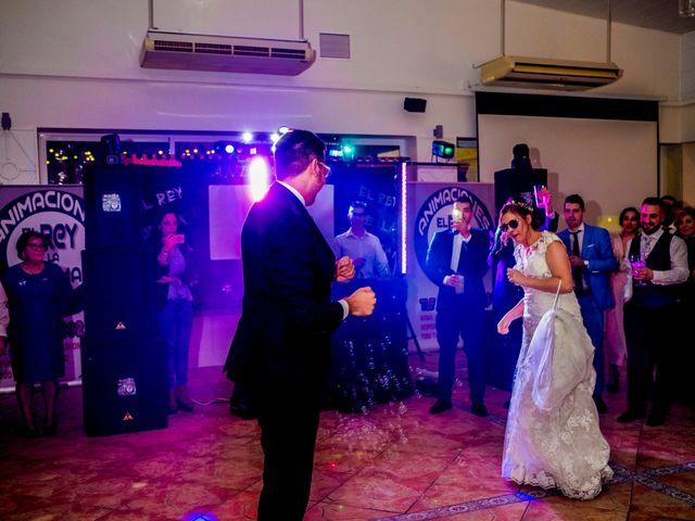 La boda de Javier y Patricia en Hinojosa Del Valle, Badajoz 84