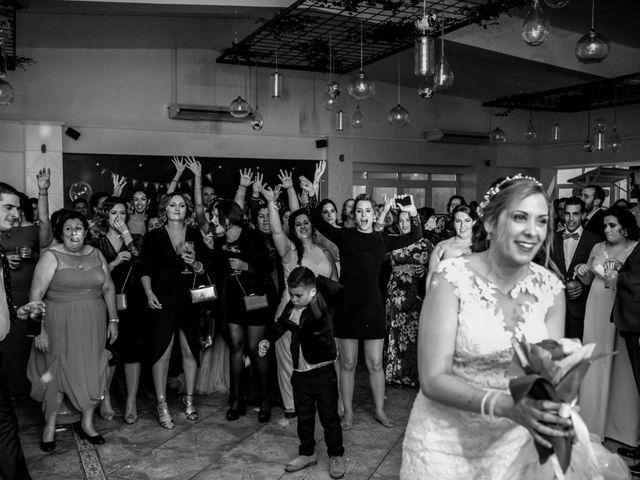 La boda de Javier y Patricia en Hinojosa Del Valle, Badajoz 86