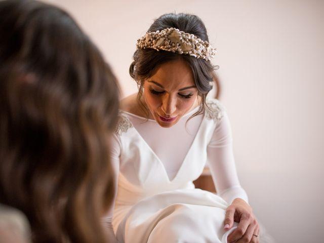 La boda de Andrés y Leticia en Ubrique, Cádiz 3