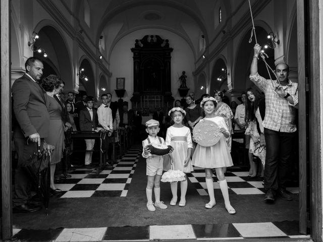 La boda de Andrés y Leticia en Ubrique, Cádiz 1