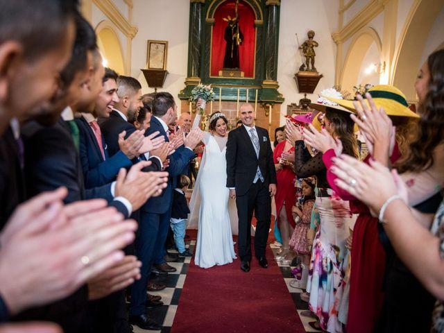 La boda de Andrés y Leticia en Ubrique, Cádiz 8