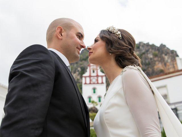 La boda de Andrés y Leticia en Ubrique, Cádiz 10