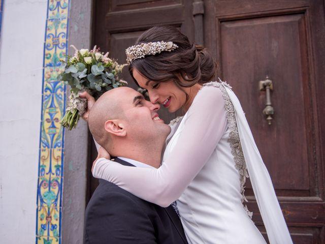 La boda de Andrés y Leticia en Ubrique, Cádiz 13