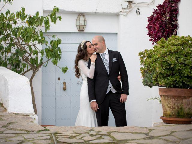 La boda de Andrés y Leticia en Ubrique, Cádiz 15
