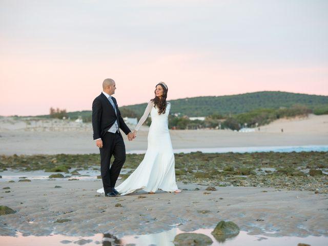 La boda de Andrés y Leticia en Ubrique, Cádiz 21