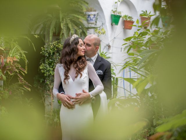 La boda de Andrés y Leticia en Ubrique, Cádiz 25