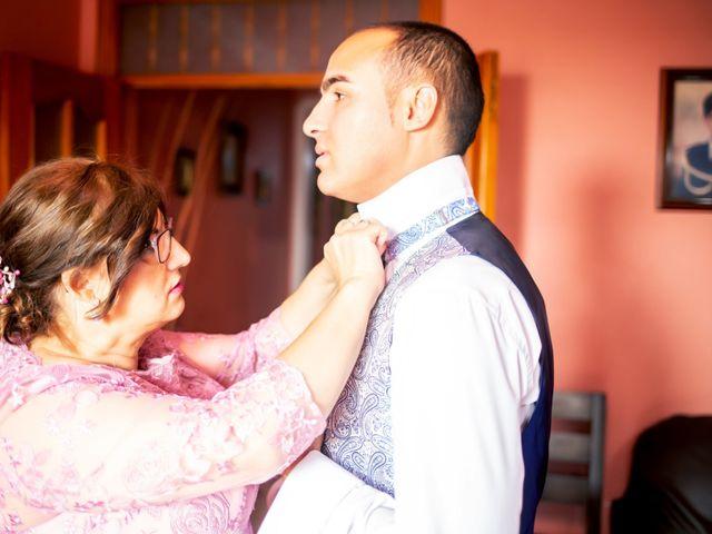 La boda de Fernando y Virginia en Almendralejo, Badajoz 8