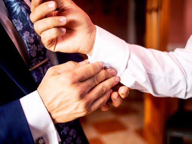 La boda de Fernando y Virginia en Almendralejo, Badajoz 11